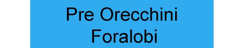 Pre Orecchini Foralobi