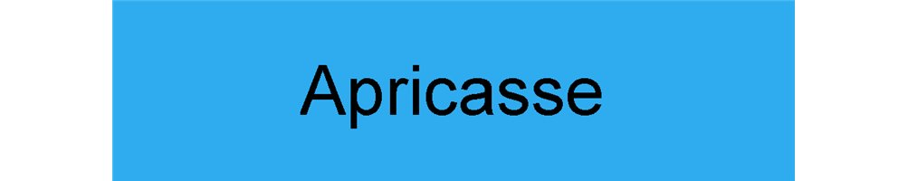 Apricasse