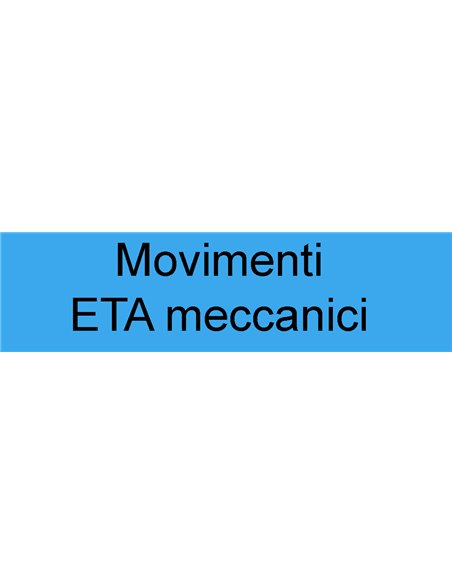 Movimenti ETA meccanici