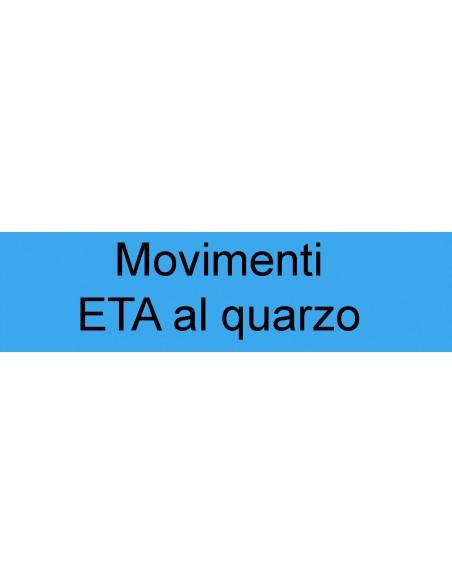 Movimenti ETA quarzo